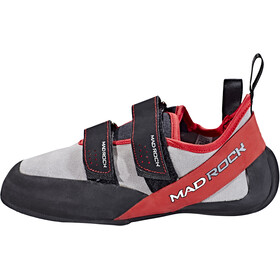 Mad Rock Drifter Pies de gato, red/grey